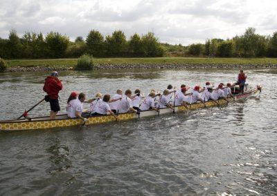 Drachenboot fahren NRW