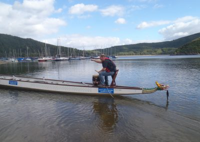 Drachenboot als Teamtraining