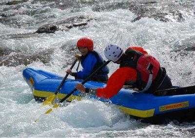 Kanu Rafting