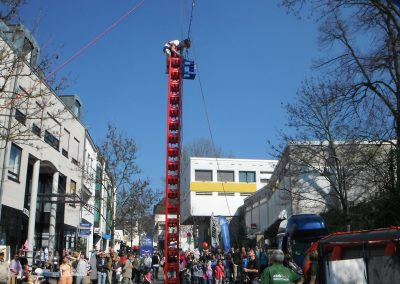 Kistenklettern Köln