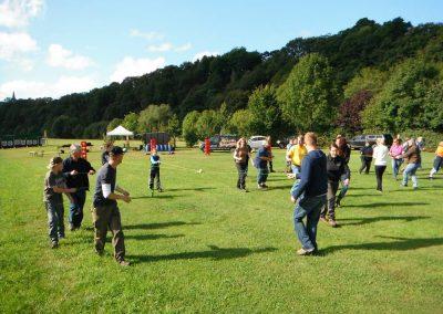 Teamspiel in NRW