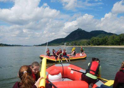Rafting Klassenfahrt