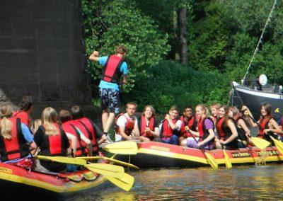 Klassenausflug in Bad Honnef