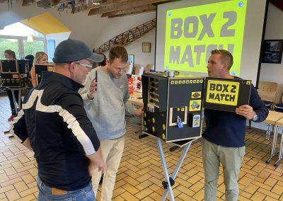 Box2Match